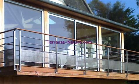 balustrade terrasse pas cher