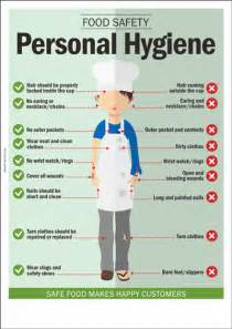 Personal Hygiene and Food Safety