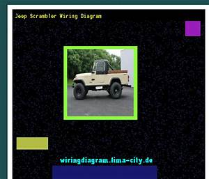 Jeep Scrambler Wiring Diagram  Wiring Diagram 185952