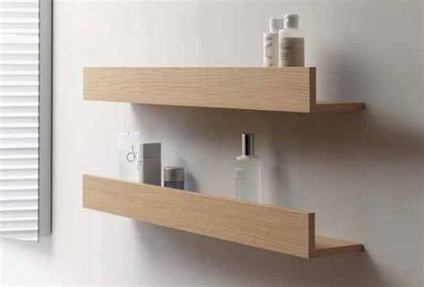 wooden bathroom wall shelf durastyle durastyle home