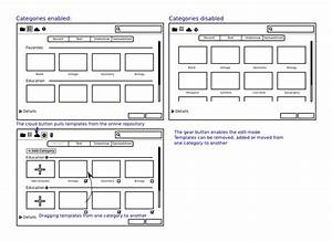design rework of the quottemplates and documentsquot dialogue With rework instructions template