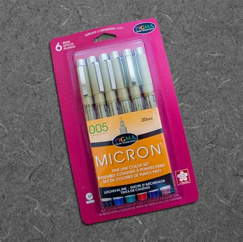 We added the most popular currencies and cryptocurrencies for our calculator. Pen-Micron Pigma .005/Set - Precept