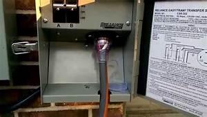 Reliance Controls 30 240v 1