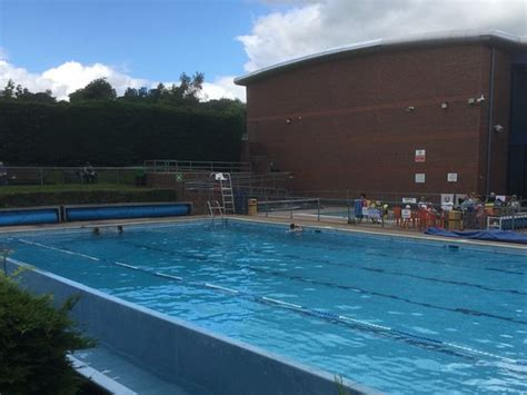 Outdoor Swimming Pools In The Uk