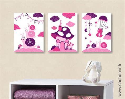 Affiche Pour Enfant Illustration Bébé Poster Enfant Fille