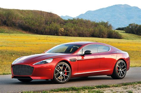 2014 aston martin rapide s first drive photo gallery