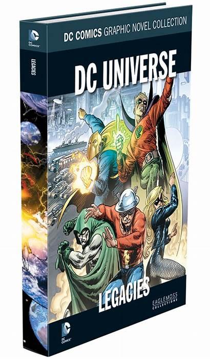 Dc Eaglemoss Comics Comic Books Special Graphic