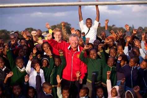 Sir Alex Ferguson Cbe, Unicef Uk Ambassador  Unicef Uk
