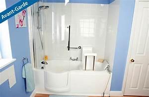 Baignoire Avec Porte Pour Senior : crystalyne sp cialiste de la baignoire douche porte ~ Premium-room.com Idées de Décoration