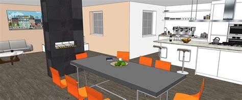 3d For Interior Design| Kitchen & Bathroom
