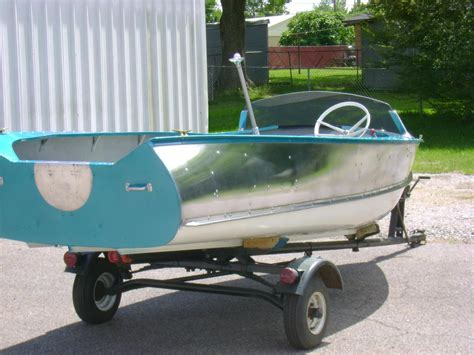 Sportsman Boats History by 1952 Duracraft Sportsman Page 7 Iboats Boating Forums