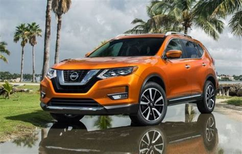 nissan rogue sport redesign concept price