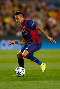 Neymar Photos Photos - FC Barcelona v Paris Saint-Germain ...