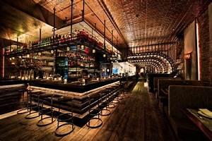 Bar Style Industriel : les plus beaux restaurants du monde et les meilleurs bars de luxe ~ Teatrodelosmanantiales.com Idées de Décoration