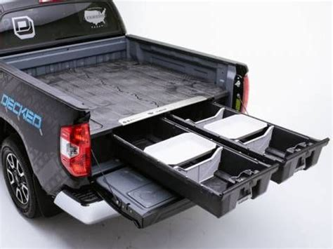 Used Decked Truck Bed Organizer by Best 25 Decked Truck Bed Ideas On Used Truck