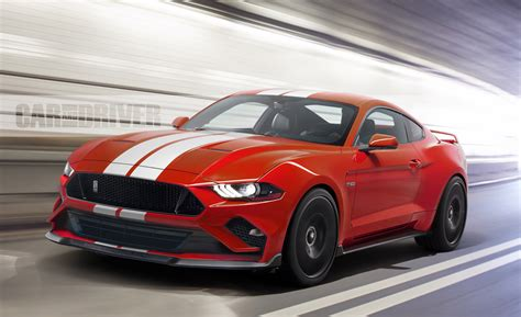 Confirmed 2019 Ford Mustang Gt500 To Feature 52liter