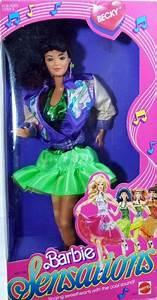 Barbie Sensations Becky 1988  25
