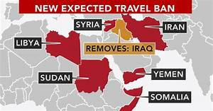Trump to remove Iraq from travel ban list - News videos ...