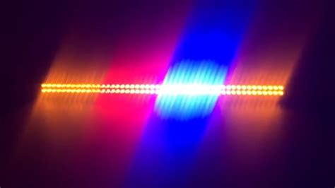 multi color strobe light multi color led strobe light bar americanwarmoms org