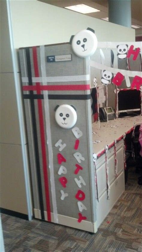 30th Birthday Cubicle Decorations by 1000 Ideas About Office Birthday On Office