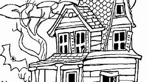 haunted house coloring pages printables - halloween history boston 521466 coloring pages for free 2015