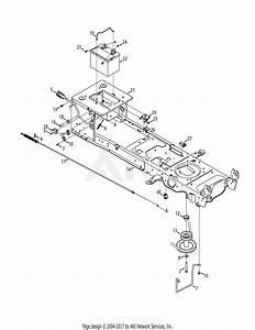 Troy Bilt 13aa93kt066 Tb2246  2014  Parts Diagram For