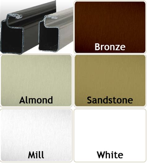 window frame colors window frame choices