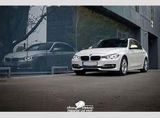 BMW 3 Alb Perlat DCM Design