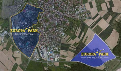 bureau europa park strasbourg strasbourg aire urbaine parcs d 39 attractions et de