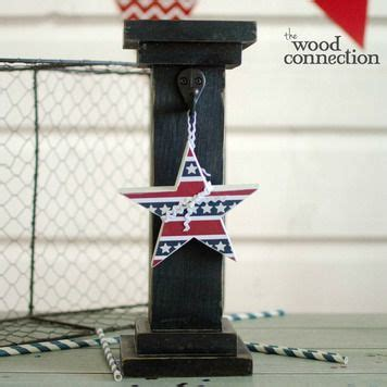 Holidays - 4th of July   Wood craft projects, Wood crafts ...