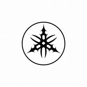 Yamaha Logo Tribal Passion