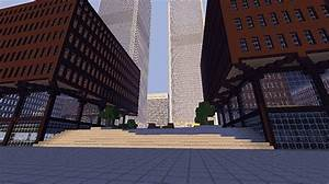 9 11 World Trade Center Wtc Minecraft Building Inc