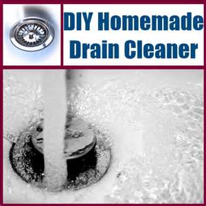 homemade drain cleaner for you kitchen cleaning diy home
