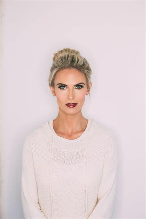 carlie stylez wedding makeup vivian makeup artist blog