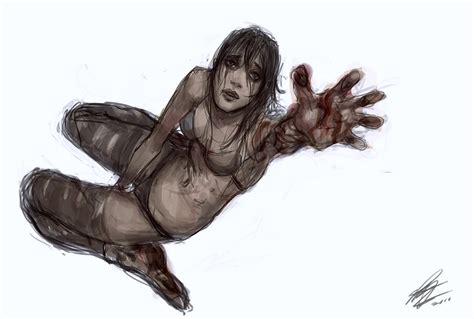 Horror Sketch By Peter-ortiz On Deviantart