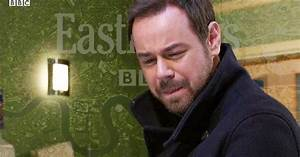 EastEnders: Watch Danny Dyer in tears as reaction to ...