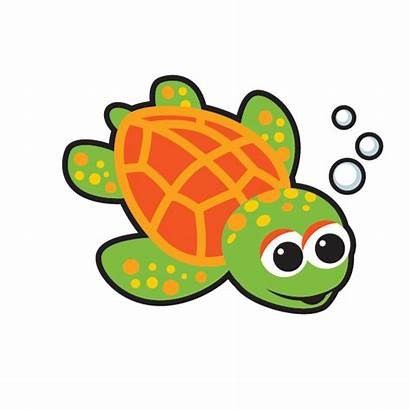 Clipart Swimming Lesson Swim Turtle Early Lessons