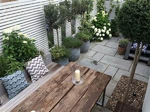 les 58 meilleures images du tableau very small yard sur With lovely idee amenagement jardin de ville 8 idees deco un balcon inspirant