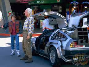 Doc and Marty Back to the Future Part 2