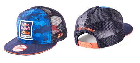 Red Bull Ktm Factory Racing Camo Mesh Back Hat