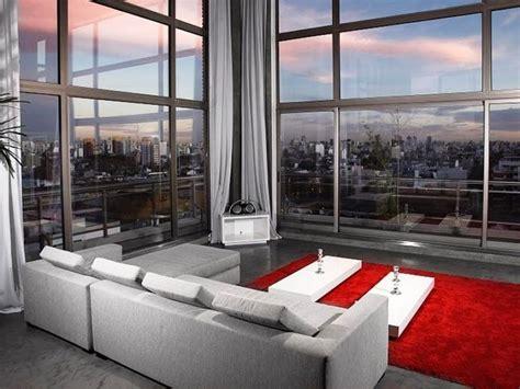 high rise loft  big windows  dream luxury high