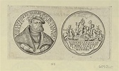 - [medal of John Frederick I the Magnanimous, Elector of ...
