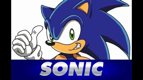 como dibujar  sonic   draw sonic youtube
