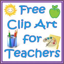 Nyla's Crafty Teaching: Free Clip Art for Teachers