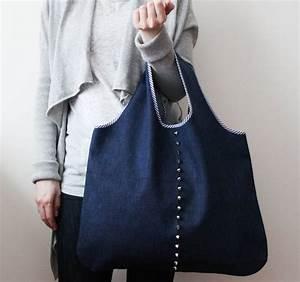 Comment Faire Un Sac : comment fabriquer sac main en tissu facile mod le faire soi m me celine wax and crochet ~ Melissatoandfro.com Idées de Décoration