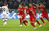 Eintracht Frankfurt into first German Cup final in 11 ...