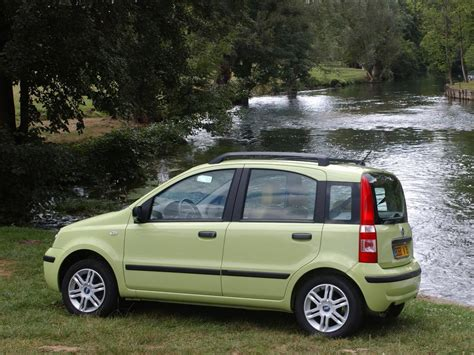 Fiat Panda Generations Technical Specifications And Fuel