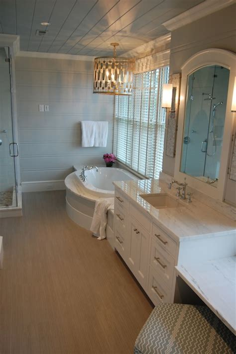 built    vanity transitional bathroom markay