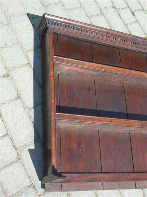 antique georgian oak plate rack  sellingantiquescouk