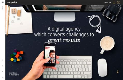Digital Agency - best web design websites beautiful inspiration gallery